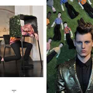 HACHI Mag, Fashion, Rossana Orlandi, Design, showroom design, Milano, Don't Shoot MI, Peter Lissidini, Arte